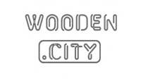 logo wooden
